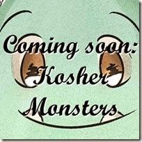 Kosher Monsters, by Jennifer Tzivia MacLeod